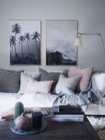 Adorable apartment living room decorating ideas 26