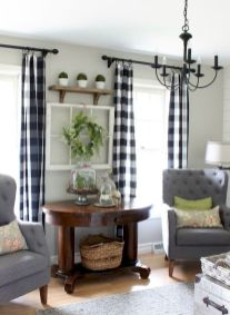 Adorable apartment living room decorating ideas 29