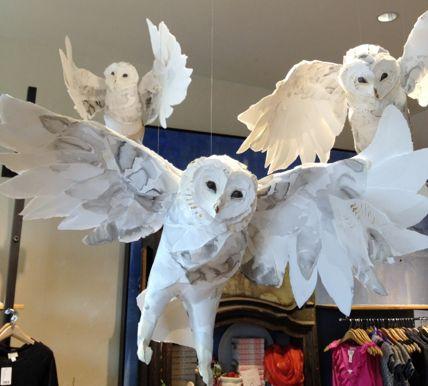 Amazing paper mache ideas 16