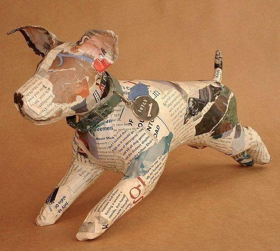 Amazing paper mache ideas 20