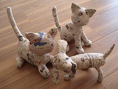Amazing paper mache ideas 25