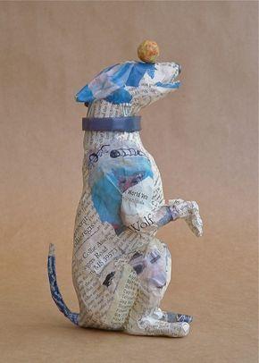 Amazing paper mache ideas 40