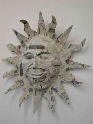 Amazing paper mache ideas 47