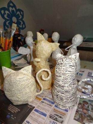 Amazing paper mache ideas 50