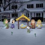 Awesome winter yard decoration ideas 12