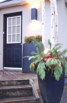Awesome winter yard decoration ideas 28