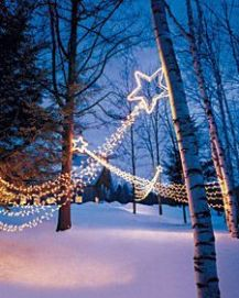Awesome winter yard decoration ideas 36