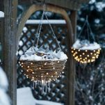 Awesome winter yard decoration ideas 40