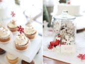 Charming winter wonderland party decoration kids ideas 13