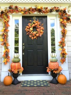 Cheap and easy fall decorating ideas 06