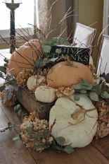 Cheap and easy fall decorating ideas 24