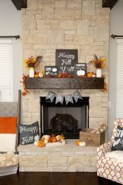 Cheap and easy fall decorating ideas 35