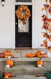 Cheap and easy fall decorating ideas 36
