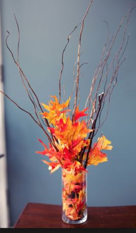 Cheap and easy fall decorating ideas 43