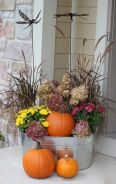 Cheap and easy fall decorating ideas 46