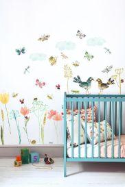 Creative diy wall decor suitable for bedroom ideas 42