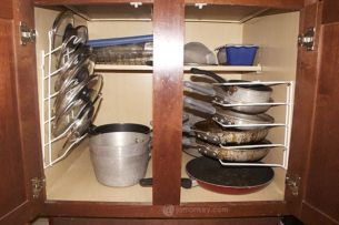 Fantastic kitchen organization ideas for small apartment 05