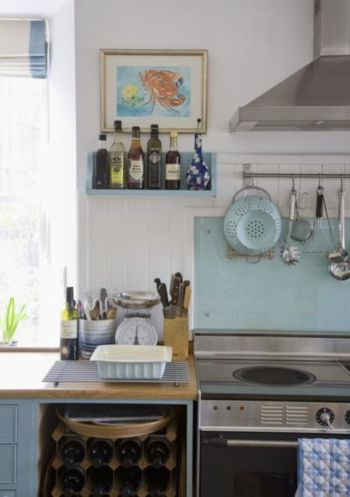 Fantastic kitchen organization ideas for small apartment 07
