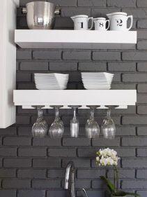 Fantastic kitchen organization ideas for small apartment 24
