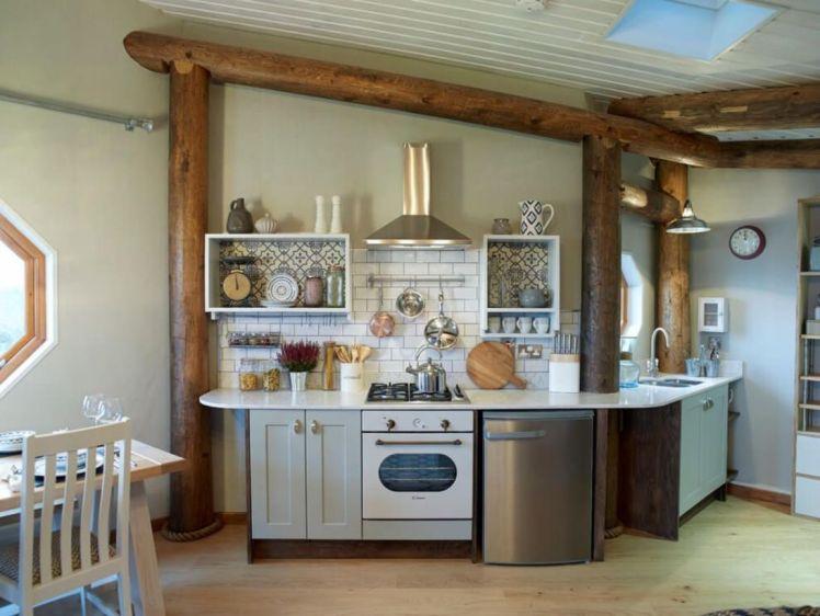 Fantastic kitchen organization ideas for small apartment 45