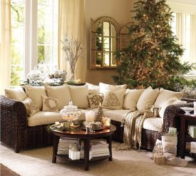 Fascinating christmas tree ideas for living room 08