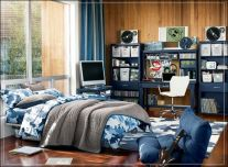 Latest diy organization ideas for bedroom teenage boys 14