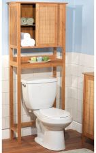 Lovely diy bathroom organisation shelves ideas 03