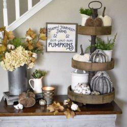 Luxurious crafty diy farmhouse fall decor ideas 26