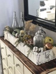 Luxurious crafty diy farmhouse fall decor ideas 34