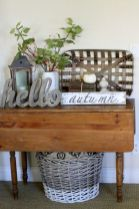 Luxurious crafty diy farmhouse fall decor ideas 38