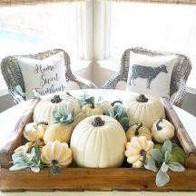 Luxurious crafty diy farmhouse fall decor ideas 40