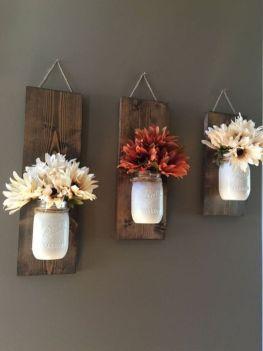 Luxurious crafty diy farmhouse fall decor ideas 46
