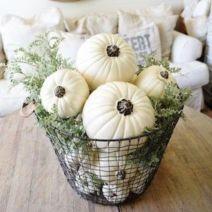 Luxurious crafty diy farmhouse fall decor ideas 49