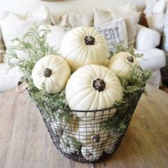 Luxurious crafty diy farmhouse fall decor ideas 49