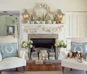 Magnificient farmhouse fall decor ideas on a budget 05