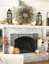 Magnificient farmhouse fall decor ideas on a budget 30