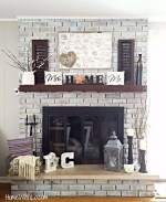 Magnificient farmhouse fall decor ideas on a budget 51
