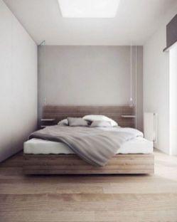 Minimalist master bedrooms decor ideas 15