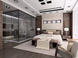 Minimalist master bedrooms decor ideas 34