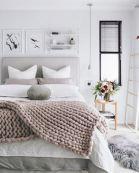 Minimalist master bedrooms decor ideas 44