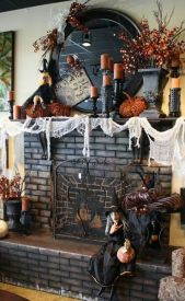 Perfect diy halloween decor on a budget 31