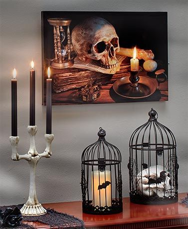 Perfect diy halloween decor on a budget 42