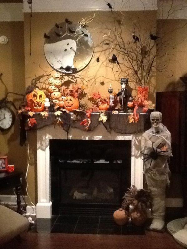 Perfect diy halloween decor on a budget 52