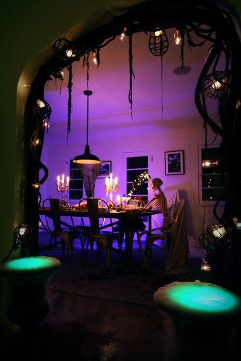 Perfect diy halloween decor on a budget 53