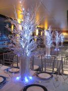 Popular winter wonderland snowflake decoration ideas 06
