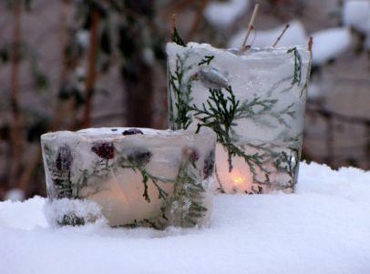 Popular winter wonderland snowflake decoration ideas 08