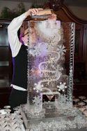 Popular winter wonderland snowflake decoration ideas 18
