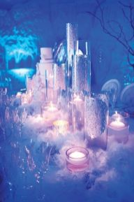 Popular winter wonderland snowflake decoration ideas 26