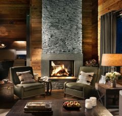 Romantic rustic farmhouse living room decor ideas 43