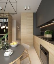 Simply apartment kitchen decorating ideas 15